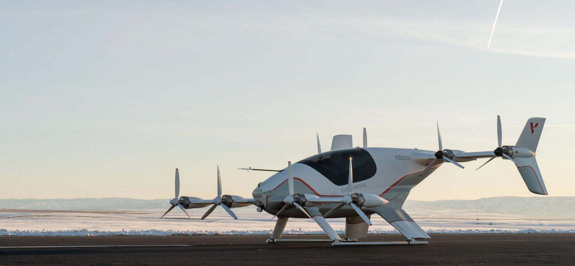 Airbus prevé llenar los cielos de España de 'taxis voladores' en 2030