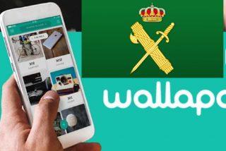 La Guardia Civil alerta de que si recibes este mensaje en Wallapop te están intentando robar el dinero