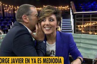 """Sonsoles Ónega presentará con Jorge Javier 'La casa fuerte', el reality del verano: """"No me ha dado tiempo a procesarlo"""""""
