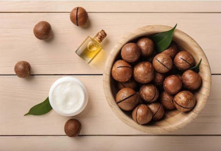 aceite de macadamia usos