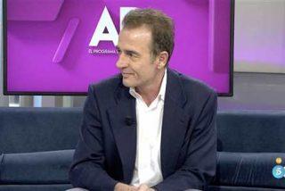 """Alessandro Lequio regresa a 'A.R' dos semanas después de la muerte de su hijo: """"Es un esfuerzo enorme el que estás haciendo"""""""