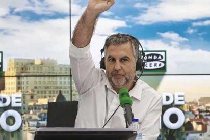 Alsina saca toda la hemeroteca y aplana a Fernando Simón, el 8-M y el Gobierno al completo
