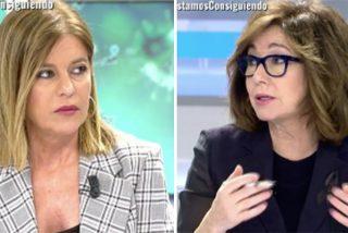 """Ana Rosa se harta del estado de alarma y de Esther Palomera: """"¡Hasta cuándo!"""""""