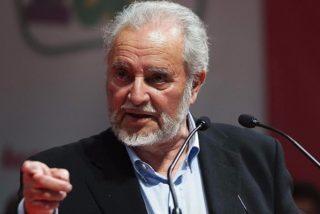 Julio Anguita se debate entre la vida y la muerte en la UCI del hospital