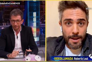 Pablo Motos se mete en un charco con el acento andaluz de Roberto Leal y se lleva una respuesta épica