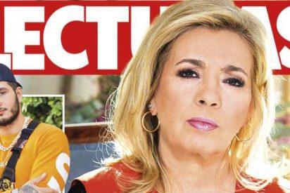 Sola y devastada, pero bien pagada: Carmen Borrego explota su angustiosa infección por coronavirus