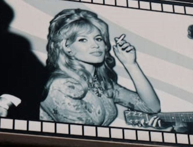 Brillit Bardot