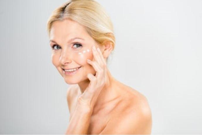 Cosméticos piel madura