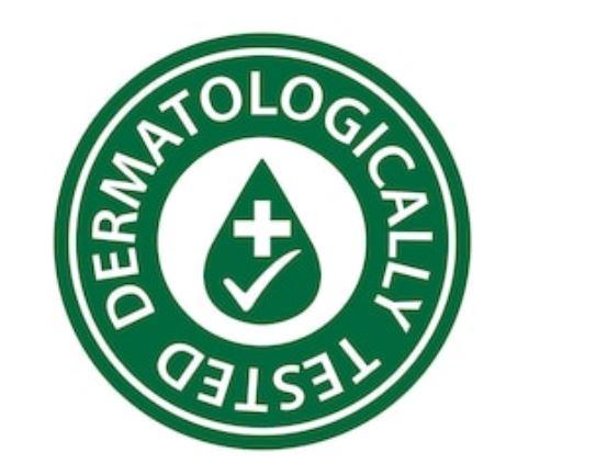 dermatológicamente testado - OJOS SENSIBLES