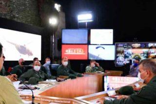 """El dictador Nicolás Maduro ante el cierre de la mayor operadora de televisión por suscripción: """"Excelente, todos en señal abierta"""""""