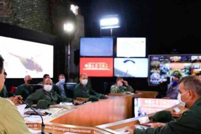 El dictador Nicolás Maduro ante el cierre de la mayor operadora de televisión por suscripción: