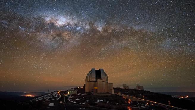 Así es el telescopio que está construyendo China para detectar desechos orbitales