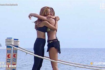Lara Álvarez y Elena llorando desgarradamente en 'Supervivientes 2020': así es el morbo más carroñero de Telecinco
