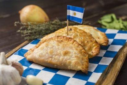 Empanadas argentinas de pollo