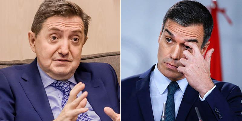 """Jiménez Losantos: """"¡Esto es un estado de guerra del Gobierno contra el pueblo!"""""""