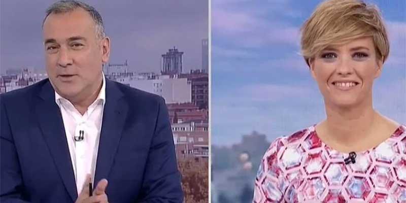 """Xabier Fortes raja de María Casado por dejar TVE tras su purga: """"Debía haber acabado el programa"""""""