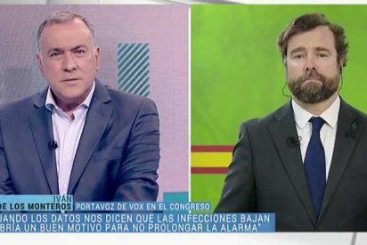 """Espinosa de los Monteros liquida los restos de Xabier Fortes: """"TVE la pagamos todos pero favorece a unos frente a otros"""""""