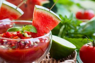 Gazpacho de sandía: ¡La receta más refrescante!