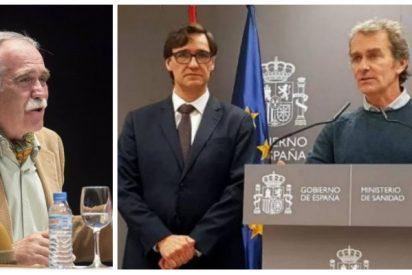 """Pérez Henares: """"Illa, Simón y su sanedrín enmascarado han pasado del disparate a la gilipollez"""""""