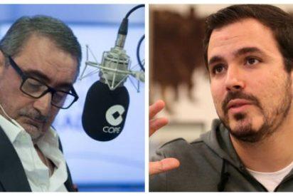 Carlos Herrera retrata al ministro Garzón: