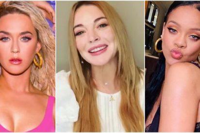 Rihanna, Katy Perry o Kate Moss: los cinco despidos más impertinentes a las estrellas de Hollywood