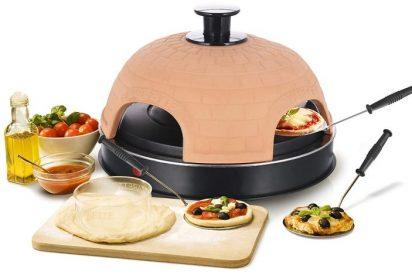 Mini hornos para pizzas