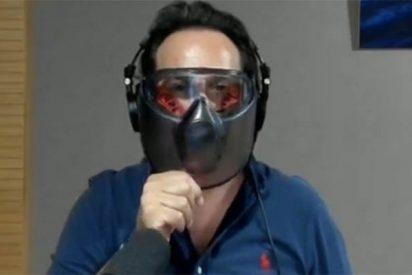 Iker Jiménez lanza otro serio aviso al Gobierno Sánchez; el uso de mascarillas no es suficiente