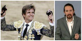 """'El Juli' descabella a Pablo Iglesias: """"La cultura del toro no está para gustarle o no a un vicepresidente"""""""