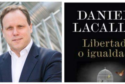 """Entrevista a Daniel Lacalle: """"El impuesto a los ricos es un subterfugio que le sirve a la izquierda para esquilmar a las clases medias"""""""