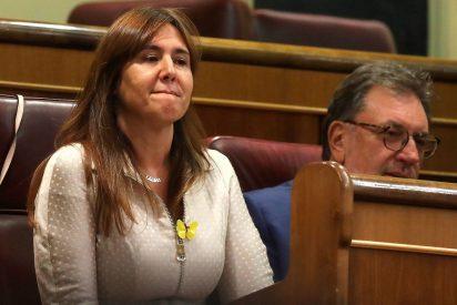 El Supremo pide autorización al Congreso para llevar al juzgado a Laura Borrás (JXCat) por