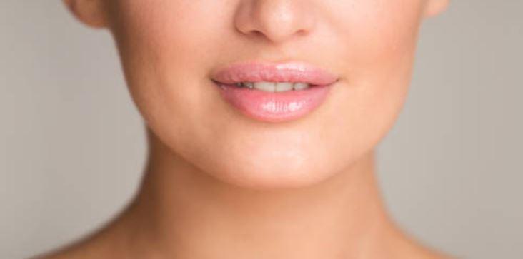 lip gloss transparente