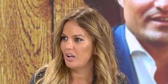 Marta López no es ninguna víctima y según 'Sálvame' le fue infiel a Merlos con un hombre casado muy importante