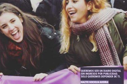 Vuelve la Prensa del Movimiento: Podemos 'invita' a sus inscritos a pasar por caja con su nuevo libelo digital