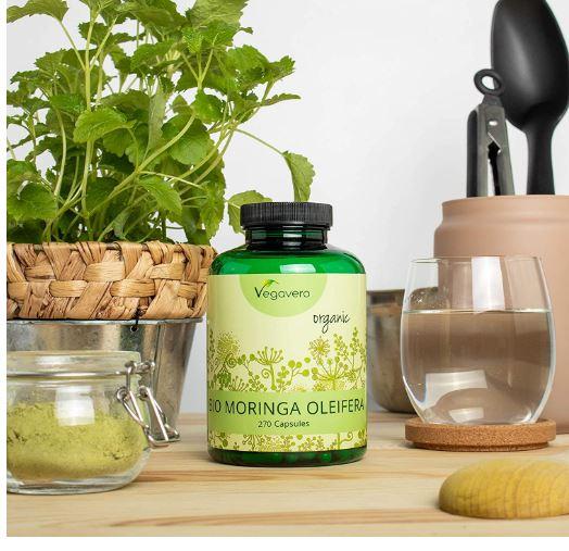 moringa oleifera para el asma