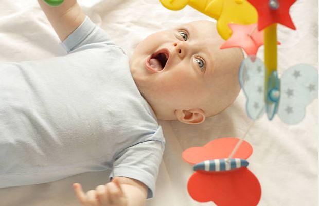Móviles para cuna bebé estimulación de los sentidos
