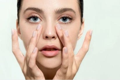 Maquillaje para ojos sensibles