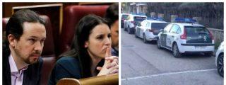"""Marlaska protege el casoplón de Iglesias con cinco coches de la Guardia Civil y amenaza con """"firmeza"""" contra las caceroladas"""