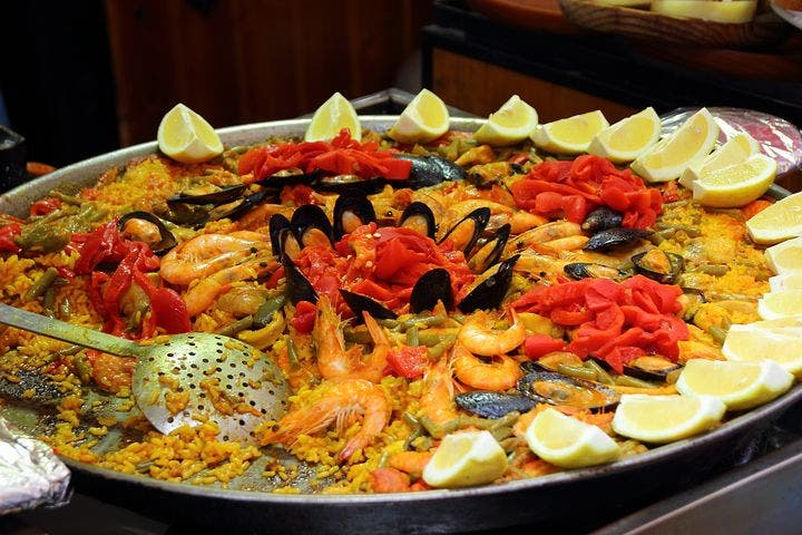 Paella de Mariscos: ¡La mejor receta para el día de la Madre!