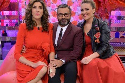 Paz Padilla, roza el despido: vuelve a Telecinco y en pleno directo califica como 'telebasura' a Sálvame