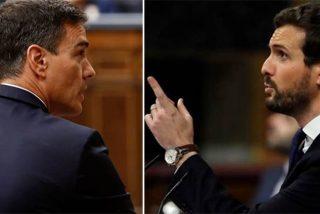Pablo Casado fulmina a Sánchez en el Congreso: