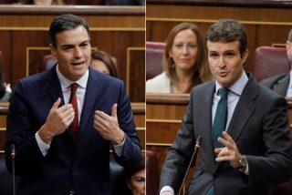 """Casado 'despluma' a Sánchez: """"Trae el plan del despilfarro, desempleo y depresión, la 'vieja normalidad' de 1996, 2011"""""""