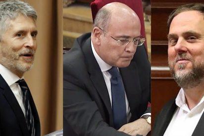 Exclusiva/ Indignación en la Guardia Civil por la 'purga' de Marlaska: hay informes peligrosos para Sánchez y acuerdos con Esquerra