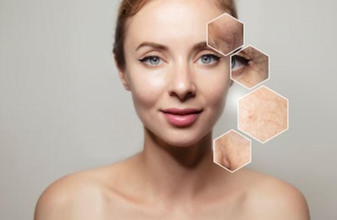 factors que afetctan a la piel madura