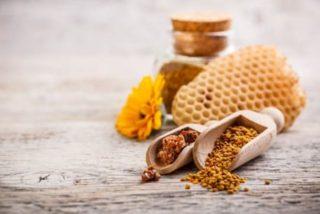 ¿El polen de abeja engorda?