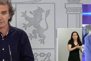 El estallido de Joaquín Prat contra Fernando Simón: