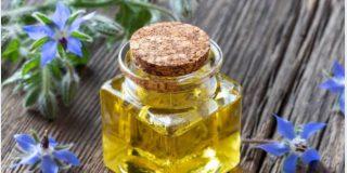 Aceite de borraja: propiedades y contraindicacciones