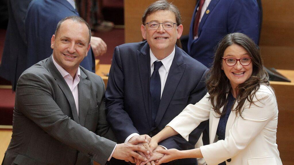 Dalmau (Podemos), vicepresidente de Ximo Puig, gasta 80.000 euros en renovar su despacho en plena cuarentena