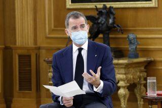 El Rey Felipe estalla contra Sánchez: apoya públicamente a la Guardia Civil y causa un cisma en Moncloa