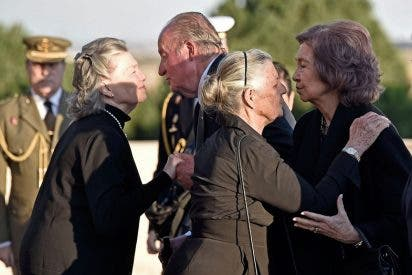 Alarma en Casa Real: Don Juan Carlos, 'muy grave' tras la muerte por coronavirus de otro familiar