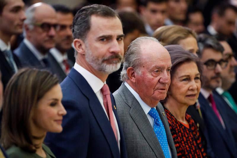 Casa Real esconde en la 'caja fuerte' una explosiva encuesta política encargada por el Rey Felipe